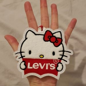 Levi's Accessories - Hello Kitty x Levi's sew-on Patch *LIMITED EDITION